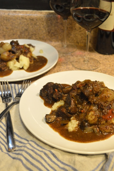 boeuf bourguignon | Brooklyn Homemaker