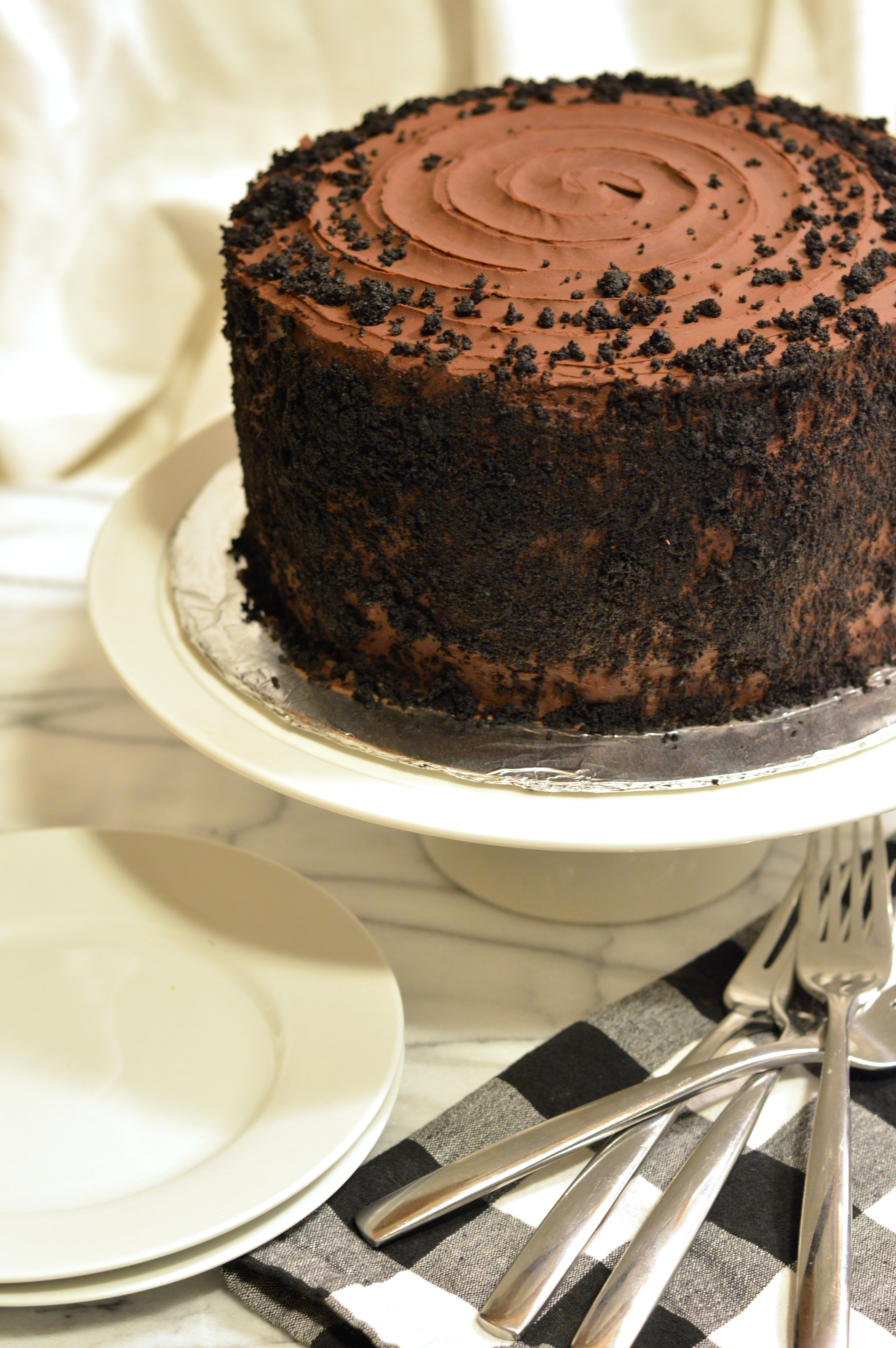 the rich, dark history of brooklyn blackout cake | Brooklyn Homemaker