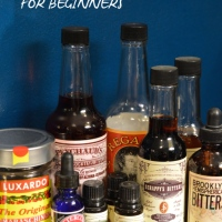 bitters for beginners, part I
