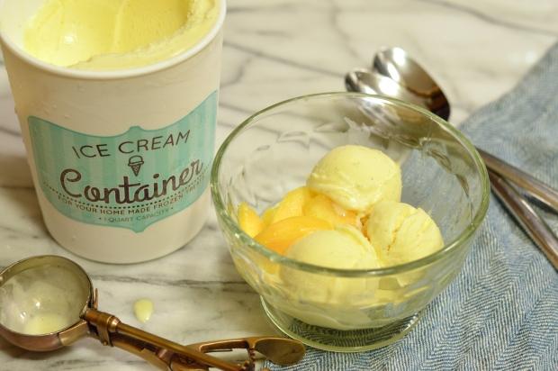 buttermilk vanilla ice cream | Brooklyn Homemaker