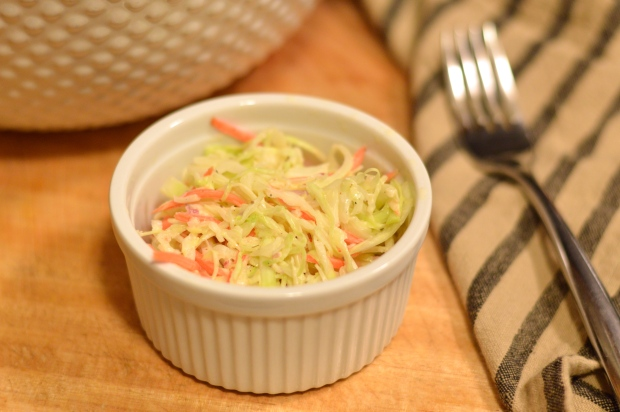 favorite creamy coleslaw | Brooklyn Homemaker