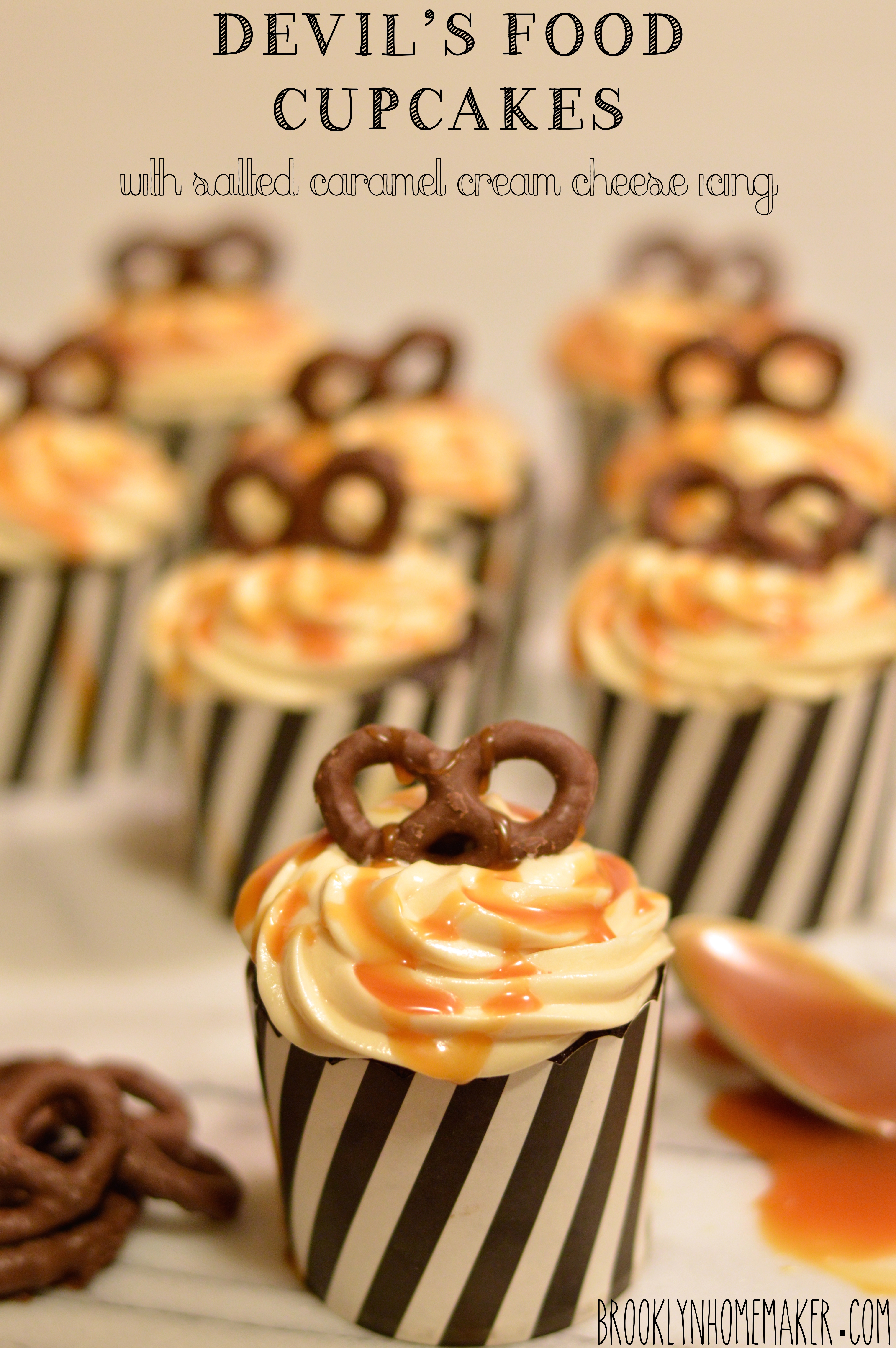 how to make salted caramel icing