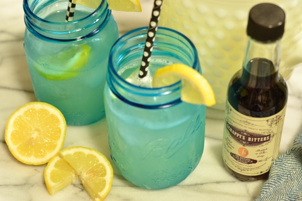 spiked lavender lemonade & a scrappy's bitters giveaway | Brooklyn Homemaker