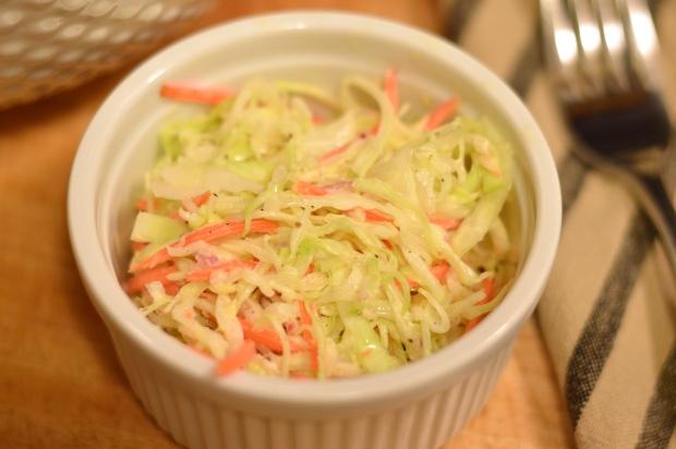 favorite creamy coleslaw | Brooklyn Homemaker