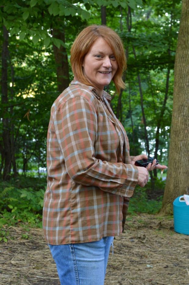 Brooklyn Homemaker goes camping!