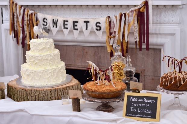 classic apple pie & a rustic fall wedding | Brooklyn Homemaker