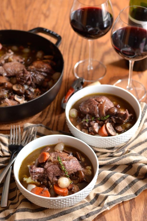 classic coq au vin | Brooklyn Homemaker