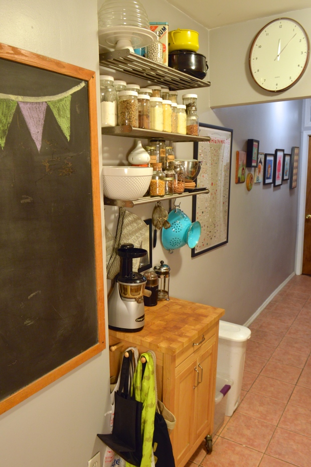 Brooklyn Homemaker ugly kitchen tour