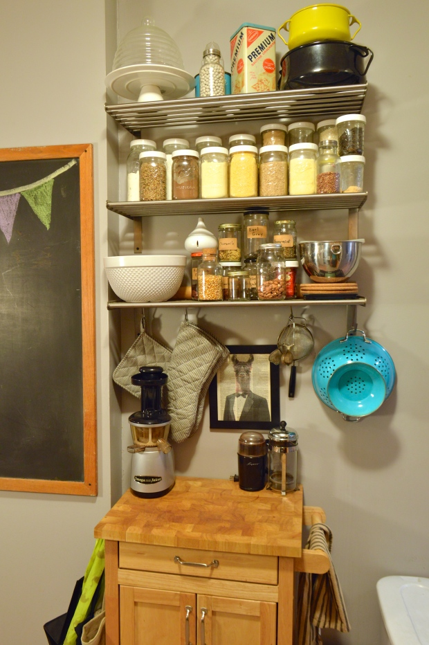Brooklyn Homemaker ugly kitchen tour