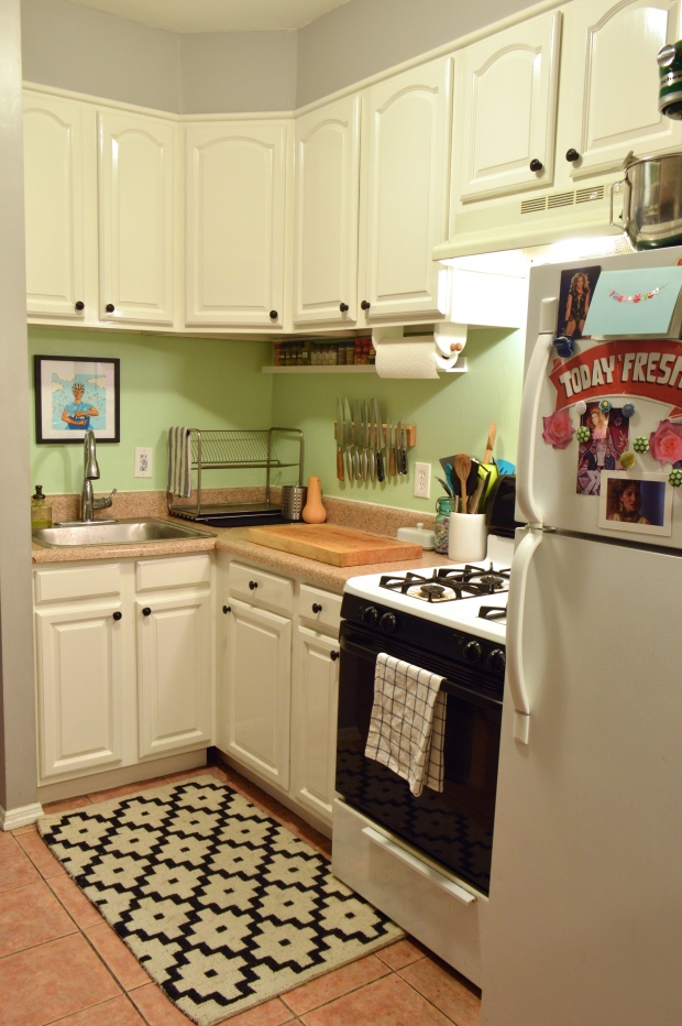Brooklyn Homemaker ugly kitchen facelift project - big reveal