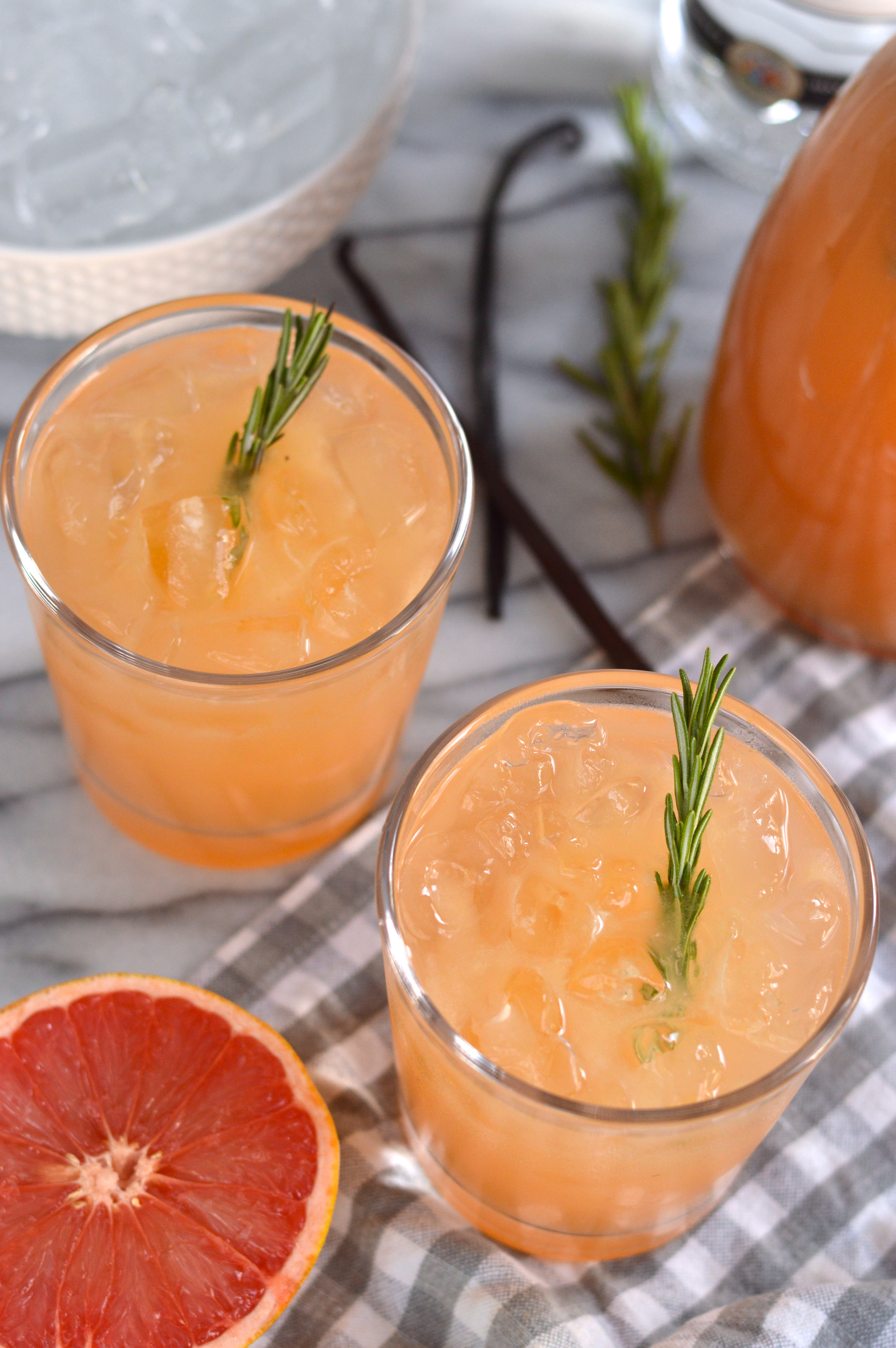 pink grapefruit | Brooklyn Homemaker