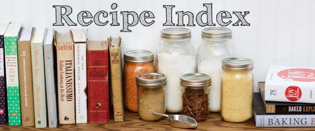 recipe index image