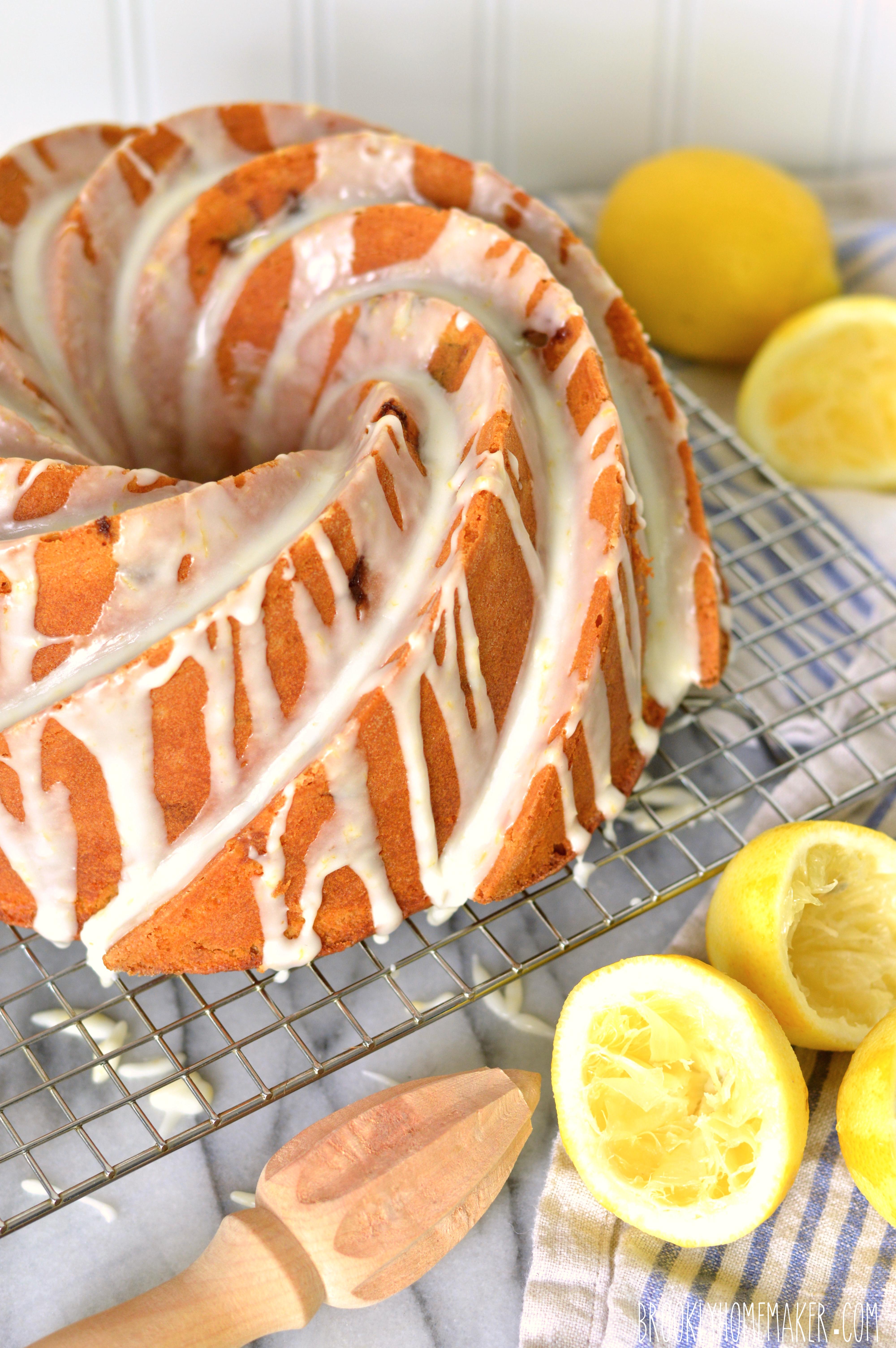 Bisquick Lemon Pound Cake