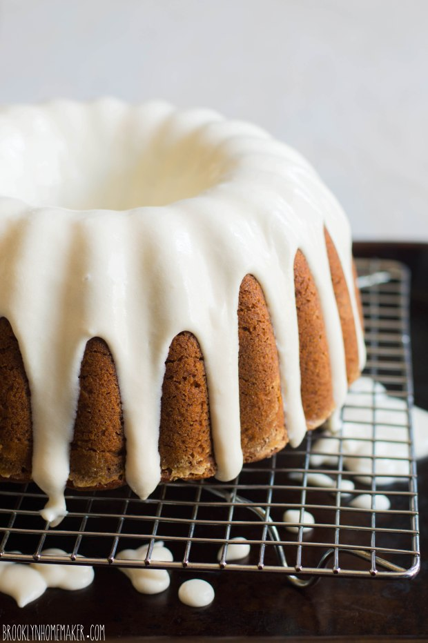 tomato soup bundt cake | Brooklyn Homemaker