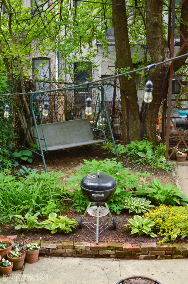 urban outdoor space | Brooklyn Homemaker