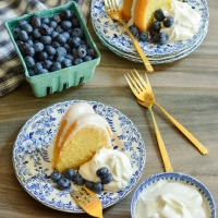 basic bundt series: buttermilk pound cake