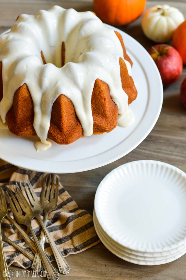 basic bundt series | spice cake | Brooklyn Homemaker