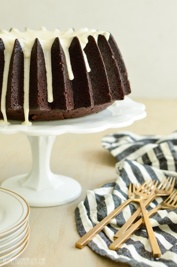 basic bundt series | chocolate bundt cake | Brooklyn Homemaker