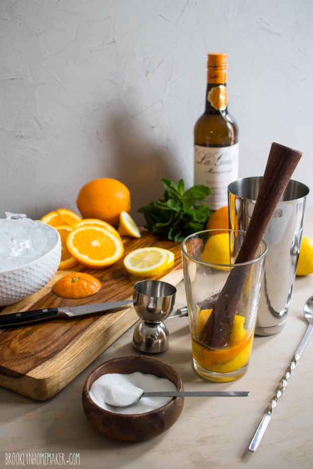 sherry cobbler | Brooklyn Homemaker